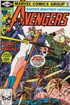 Avengers #195 comic books - cover scans photos Avengers #195 comic books - covers, picture gallery
