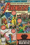 Avengers #197 comic books - cover scans photos Avengers #197 comic books - covers, picture gallery