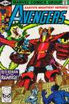 Avengers #198 comic books - cover scans photos Avengers #198 comic books - covers, picture gallery