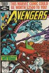 Avengers #199 comic books - cover scans photos Avengers #199 comic books - covers, picture gallery