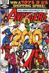 Avengers #200 comic books - cover scans photos Avengers #200 comic books - covers, picture gallery