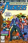 Avengers #201 comic books - cover scans photos Avengers #201 comic books - covers, picture gallery