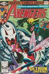 Avengers #202 comic books - cover scans photos Avengers #202 comic books - covers, picture gallery