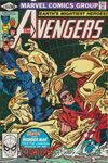 Avengers #203 comic books - cover scans photos Avengers #203 comic books - covers, picture gallery