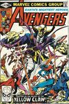 Avengers #204 comic books - cover scans photos Avengers #204 comic books - covers, picture gallery