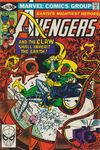 Avengers #205 comic books - cover scans photos Avengers #205 comic books - covers, picture gallery
