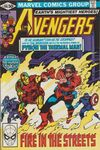 Avengers #206 comic books - cover scans photos Avengers #206 comic books - covers, picture gallery