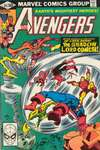 Avengers #207 comic books - cover scans photos Avengers #207 comic books - covers, picture gallery