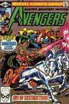 Avengers #208 comic books - cover scans photos Avengers #208 comic books - covers, picture gallery