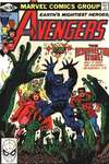 Avengers #209 comic books - cover scans photos Avengers #209 comic books - covers, picture gallery