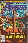 Avengers #210 Comic Books - Covers, Scans, Photos  in Avengers Comic Books - Covers, Scans, Gallery