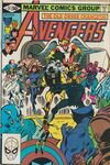 Avengers #211 comic books - cover scans photos Avengers #211 comic books - covers, picture gallery