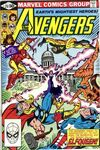 Avengers #212 comic books - cover scans photos Avengers #212 comic books - covers, picture gallery