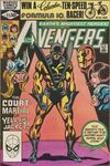 Avengers #213 comic books - cover scans photos Avengers #213 comic books - covers, picture gallery