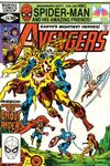 Avengers #214 comic books - cover scans photos Avengers #214 comic books - covers, picture gallery