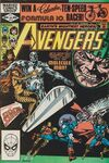 Avengers #215 comic books - cover scans photos Avengers #215 comic books - covers, picture gallery