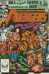 Avengers #216 comic books - cover scans photos Avengers #216 comic books - covers, picture gallery
