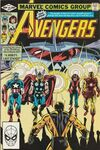 Avengers #217 comic books - cover scans photos Avengers #217 comic books - covers, picture gallery