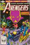 Avengers #219 comic books - cover scans photos Avengers #219 comic books - covers, picture gallery