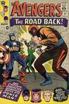 Avengers #22 comic books - cover scans photos Avengers #22 comic books - covers, picture gallery