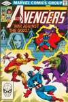 Avengers #220 comic books - cover scans photos Avengers #220 comic books - covers, picture gallery