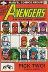 Avengers #221 comic books - cover scans photos Avengers #221 comic books - covers, picture gallery
