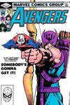 Avengers #223 comic books - cover scans photos Avengers #223 comic books - covers, picture gallery