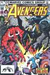 Avengers #226 Comic Books - Covers, Scans, Photos  in Avengers Comic Books - Covers, Scans, Gallery