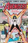 Avengers #227 comic books - cover scans photos Avengers #227 comic books - covers, picture gallery