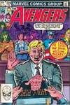 Avengers #228 comic books - cover scans photos Avengers #228 comic books - covers, picture gallery