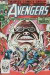 Avengers #229 comic books - cover scans photos Avengers #229 comic books - covers, picture gallery