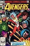 Avengers #232 comic books - cover scans photos Avengers #232 comic books - covers, picture gallery