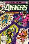 Avengers #235 comic books - cover scans photos Avengers #235 comic books - covers, picture gallery