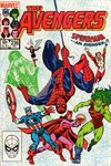 Avengers #236 comic books - cover scans photos Avengers #236 comic books - covers, picture gallery