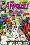 Avengers #240 comic books - cover scans photos Avengers #240 comic books - covers, picture gallery