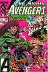 Avengers #241 comic books - cover scans photos Avengers #241 comic books - covers, picture gallery