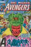 Avengers #243 comic books - cover scans photos Avengers #243 comic books - covers, picture gallery