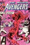 Avengers #245 comic books - cover scans photos Avengers #245 comic books - covers, picture gallery