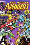 Avengers #246 comic books - cover scans photos Avengers #246 comic books - covers, picture gallery