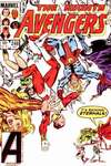 Avengers #248 Comic Books - Covers, Scans, Photos  in Avengers Comic Books - Covers, Scans, Gallery