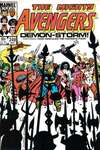 Avengers #249 Comic Books - Covers, Scans, Photos  in Avengers Comic Books - Covers, Scans, Gallery