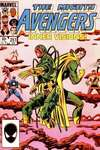 Avengers #251 comic books - cover scans photos Avengers #251 comic books - covers, picture gallery