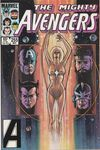 Avengers #255 Comic Books - Covers, Scans, Photos  in Avengers Comic Books - Covers, Scans, Gallery