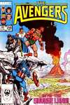 Avengers #256 comic books - cover scans photos Avengers #256 comic books - covers, picture gallery