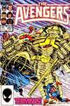 Avengers #257 Comic Books - Covers, Scans, Photos  in Avengers Comic Books - Covers, Scans, Gallery