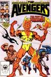 Avengers #258 Comic Books - Covers, Scans, Photos  in Avengers Comic Books - Covers, Scans, Gallery