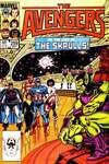 Avengers #259 comic books - cover scans photos Avengers #259 comic books - covers, picture gallery