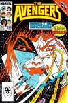 Avengers #260 Comic Books - Covers, Scans, Photos  in Avengers Comic Books - Covers, Scans, Gallery
