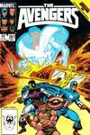 Avengers #261 comic books - cover scans photos Avengers #261 comic books - covers, picture gallery
