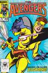 Avengers #264 comic books - cover scans photos Avengers #264 comic books - covers, picture gallery